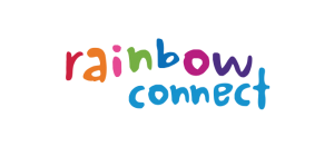 Logo: Rainbow Club Rainbow Connect
