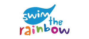 Logo: Rainbow Club Swim the Rainbow