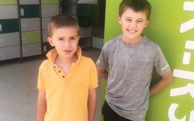 Meet Gavin and James