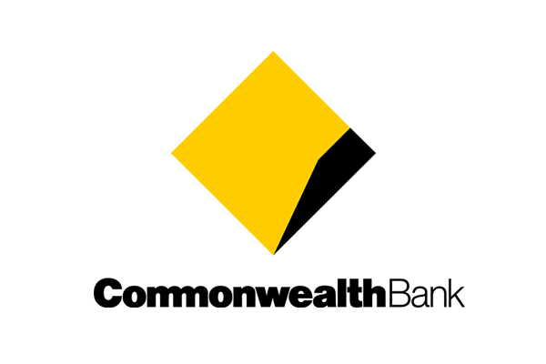Logo: Commonwealth Bank Rainbow Club Supporter