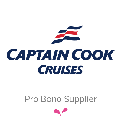 Logo: Captain Cook Cruises Malabar Magic Supporter