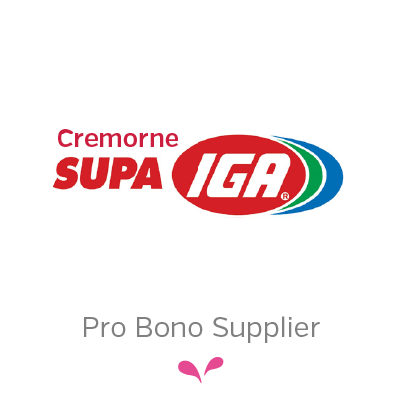 Logo: Cremorne IGA Malabar Magic Supporter