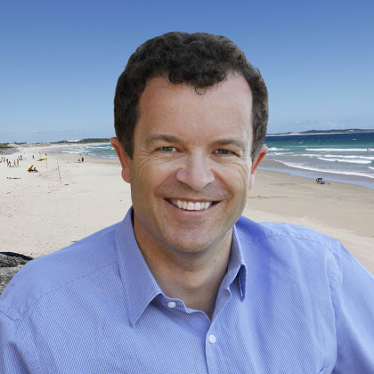 Mark Speakman