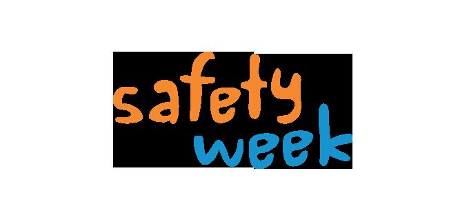 Logo: Rainbow Club Safety Week
