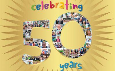 50 years Timeline
