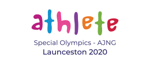 Logo: Rainbow Club Athlete 2020