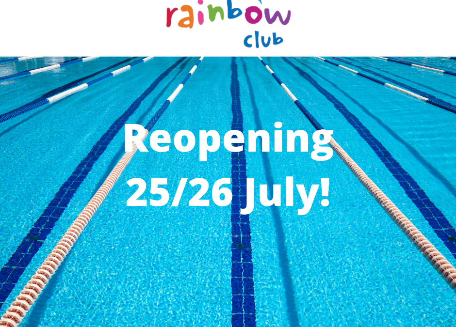 Rainbow Club Reopening