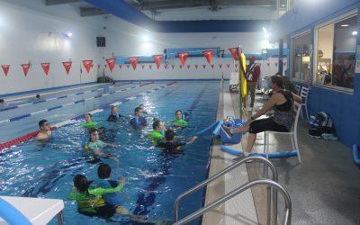 Aqua Aerobics fun for My Active members